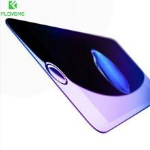 Üveg képernyővédő iPhone telefonokhoz, 3 színben