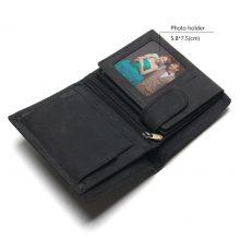 Marhabőr férfi pénztárca, 2 színben