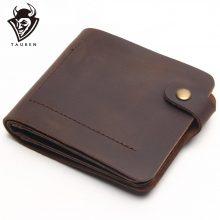 Patentos férfi pénztárca marhabőrből, 2 színben