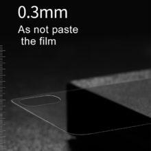 Áttetsző, temperált üvegből készült képernyővédő iPhone készülékekhez