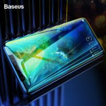 Temperált üveg képernyővédő Huawei készülékekhez, 2 színben