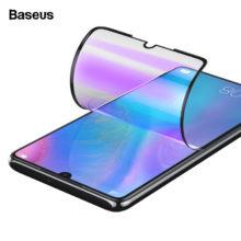 Ultravékony, temperált üveg képernyővédő Huawei készülékekhez, 2 színben