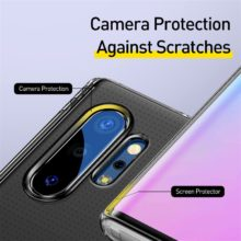 Áttetsző telefontok szilikonból, Samsung készülékekhez