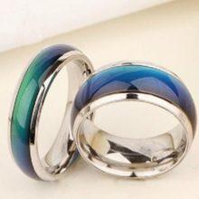 Hangulatgyűrű, karikagyűrű, 7-es méret