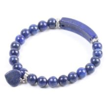 Lápisz lazuli karkötő