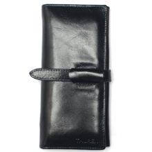 Férfi pénztárca marhabőrből, bőr béléssel, 5 színben