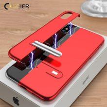 Mágneses iPhone tok, 4 színben