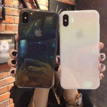 Csillogó iPhone tok, 4 színben