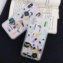 Mintás iPhone tok, 4 színben