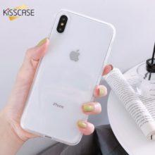 Áttetsző, ultravékony iPhone tok, 5 színben