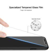 iPhone tok temperált üveggel, 7 színben