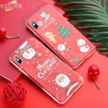 Műanyag telefontok Samsung készülékekhez karácsonyi motívummal, 8 változatban